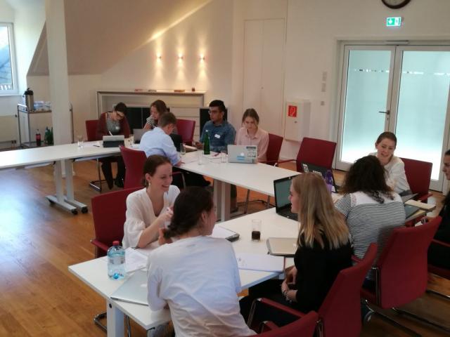 Marketingseminar Zukunftsstiftung Wiehl