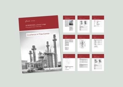 Technischer Katalog